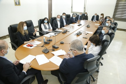 Minister Hasan and the Syndicate of Pharmaceutical Industries Agreed on a Workshop to Promote Local Industry